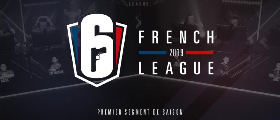 6 French League : retour sur les 7 premiers playdays !